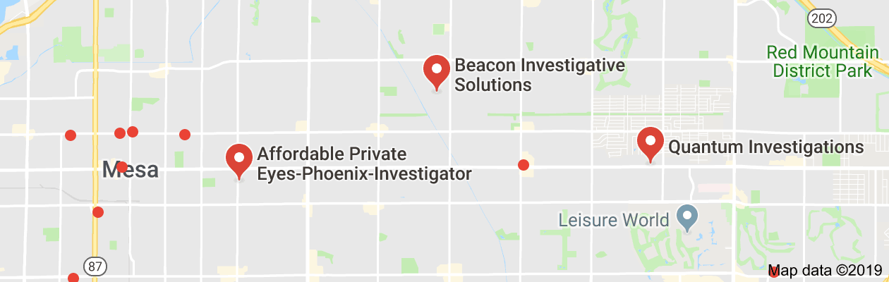 mesa, az private investigators