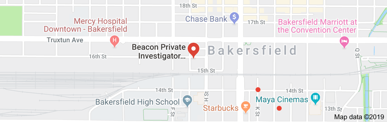 Bakersfield, CA private investigators