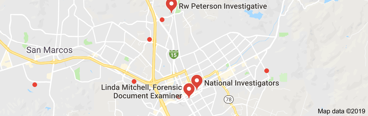 Escondido, ca private investigators