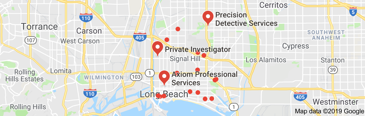 Long Beach, ca private investigators