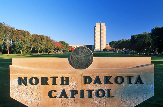 North Dakota free background check