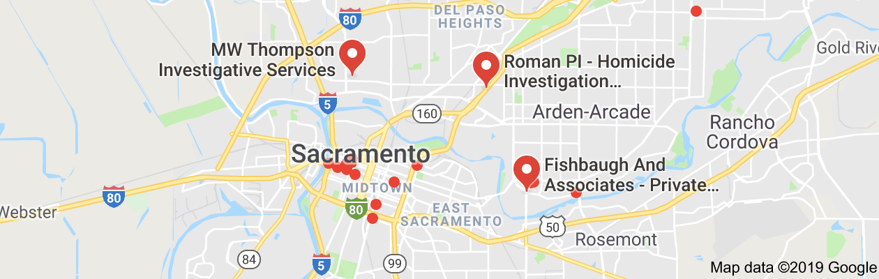 Sacramento, ca private investigators