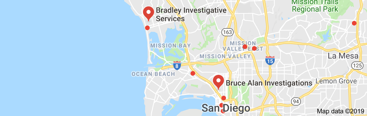 San Diego, ca private investigators