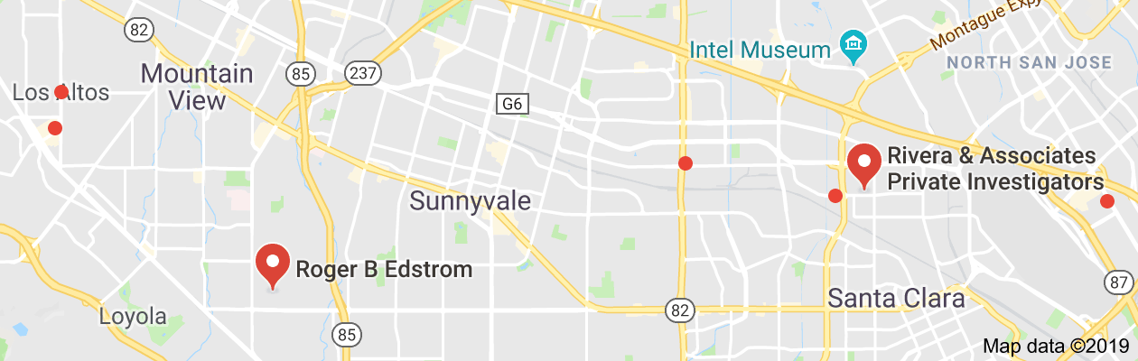 Sunnyvale, CA private investigators