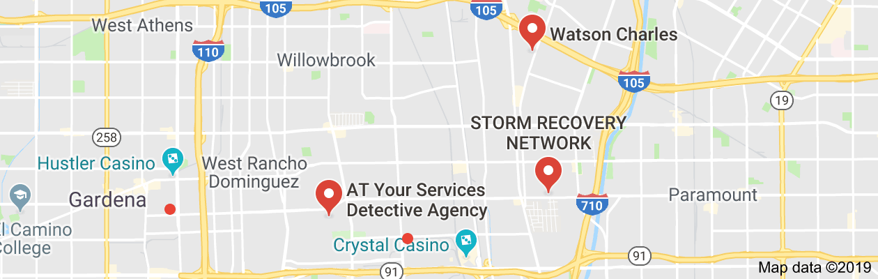 compton, ca private investigators