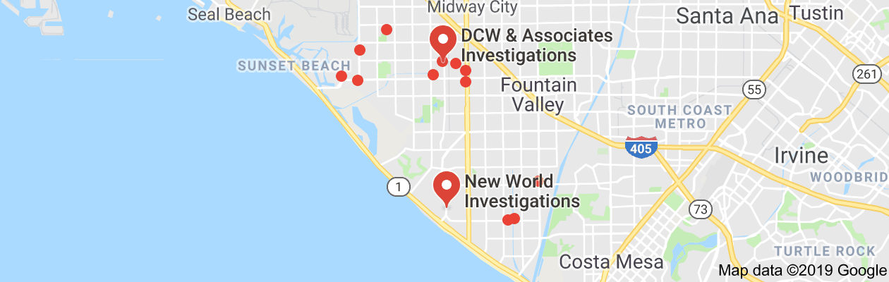 huntington beach, ca private investigators