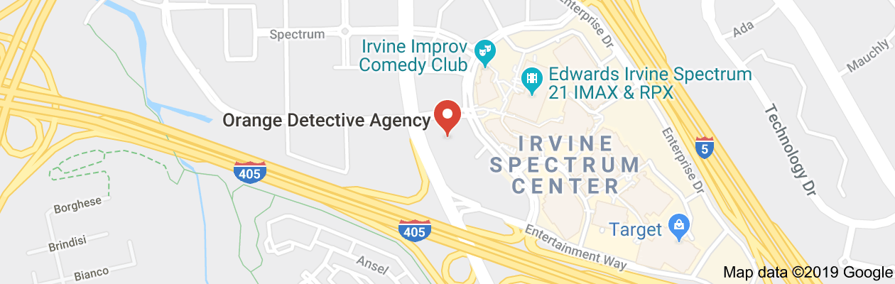 irvine, ca private investigators