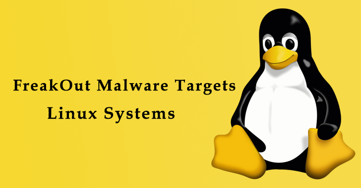 FreakOut Malware that Exploits Critical Vulnerabilities in Linux Devices